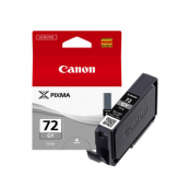 Canon PGI-72GY (6409B003AA) Gray Ink Tank (14ml) Genuine Original Printer Ink Cartridge
