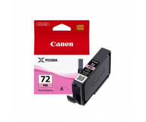 Canon PGI-72PM (6408B003AA) Photo Magenta Ink Tank (14ml) Genuine Original Printer Ink Cartridge