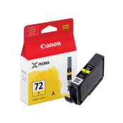 Canon PGI-72Y (6406B003AA) Yellow Ink Tank (14ml) Genuine Original Printer Ink Cartridge