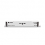 Canon Cartridge 034 (9454B001AA) Black Genuine Original Printer Toner Cartridge