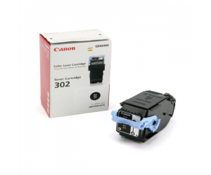 Canon Cartridge 302 (9645A005AA) Black Genuine Original Printer Toner Cartridge