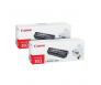 Canon Cartridge 303  (7616A015BA) Black Genuine Original Printer Toner Cartridge Twin Pack