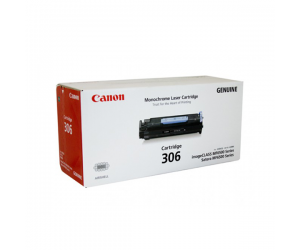 Canon Cartridge 306 (0264B003AA) Black Genuine Original Printer Toner Cartridge
