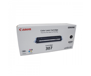Canon Cartridge 307 (9424A005AA) Black Genuine Original Printer Toner Cartridge
