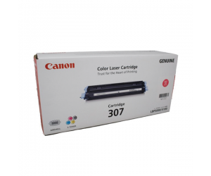 Canon Cartridge 307 (9422A005AA) Magenta Genuine Original Printer Toner Cartridge