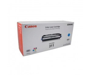 Canon Cartridge 311 (1659B003BA) Cyan Genuine Original Printer Toner Cartridge
