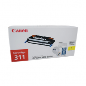 Canon Cartridge 311 (1657B003BA) Yellow Genuine Original Printer Toner Cartridge