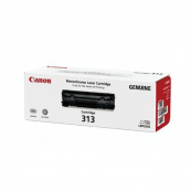Canon Cartridge 313 (1871B003AA) Black Genuine Original Printer Toner Cartridge