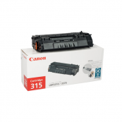 Canon Cartridge 315 (1975B003AA) Black Genuine Original Printer Toner Cartridge