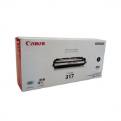 Canon Cartridge 317 (2578B003BA) Black Genuine Original Printer Toner Cartridge