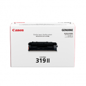 Canon Cartridge 319 II (3480B003AA) Black Genuine Original Printer Toner Cartridge