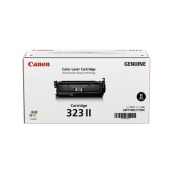 Canon Cartridge 323 II (2645B003BA) Black Genuine Original Printer Toner Cartridge