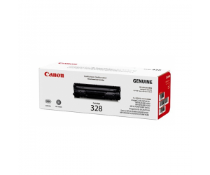 Canon Cartridge 328 (3500B003AA) Black Genuine Original Printer Toner Cartridge