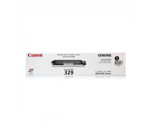 Canon Cartridge 329 (4370B003AA) Black Genuine Original Printer Toner Cartridge