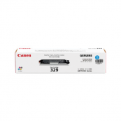 Canon Cartridge 329 (4369B003AA) Cyan Genuine Original Printer Toner Cartridge