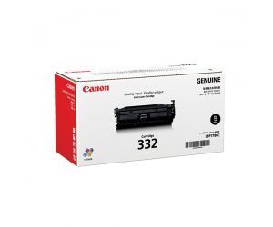 Canon Cartridge 332 (6263B003AA) Black Genuine Original Printer Toner Cartridge