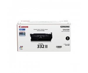 Canon Cartridge 332 II (6264B003AA) Black Genuine Original Printer Toner Cartridge