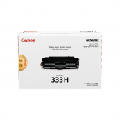Canon Cartridge 333H (8027B001AA) Black Genuine Original Printer Toner Cartridge