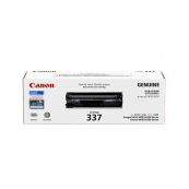 Canon Cartridge 337 (9435B003AA) Black Genuine Original Printer Toner Cartridge
