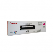 Canon Cartridge 416 (1978B004AA) Magenta Genuine Original Printer Toner Cartridge