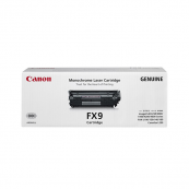 Canon Cartridge FX9 (0263B003BA) Black Genuine Original Printer Toner Cartridge