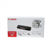 Canon Cartridge W (7833A003AA) Black Genuine Original Printer Toner Cartridge