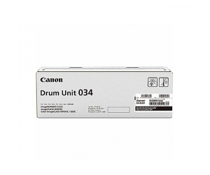 Canon Cartridge 034 (9458B001AA) Black Genuine Original Printer Drum Cartridge