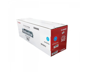 Canon Drum 302 (9627A005BA) Cyan Genuine Original Printer Drum Cartridge