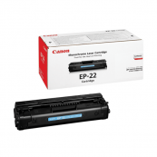 Canon EP-22 (1550A001AA) Black Genuine Original Printer Toner Cartridge