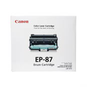 Canon EP-87 (7429A004BA) Genuine Original Printer Drum Cartridge