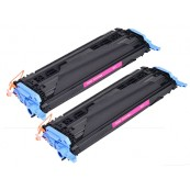 TonerGreen Cartridge 307 (9422A005AA) Magenta Compatible Printer Toner Cartridge Value Pack 2X