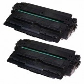 TonerGreen Cartridge 309 (0045B003BA) Black Compatible Printer Toner Cartridge Value Pack 2X