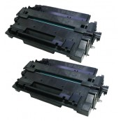 TonerGreen Cartridge 324 (3481B003AA) Black Compatible Printer Toner Cartridge Value Pack 2X