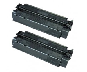 TonerGreen Cartridge EP-25 (5773A003AA) Black Compatible Printer Toner Cartridge Value Pack 2X
