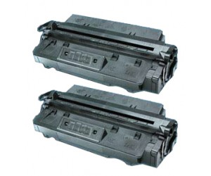 TonerGreen Cartridge EP-32 (1561A001AA) Black Compatible Printer Toner Cartridge Value Pack 2X
