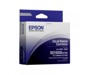 Epson S015550 Colour Ribbon Cartridge
