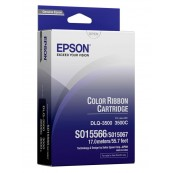 Epson S015566 Colour Ribbon Cartridge