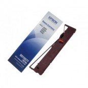 Epson S015577 Black Ribbon Cartridge