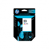 HP C1823D 23 Tri-Colour Genuine Original Printer Ink Cartridge