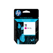HP C4812A 11 Magenta Genuine Original Printer Printhead
