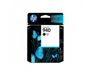 HP C4902AA 940 Black Genuine Original Printer Ink Cartridge