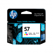 HP C6657AA 57 Tri-Colour Genuine Original Printer Ink Cartridge