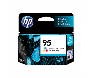 HP C8766WA 95 Tri-Colour Genuine Original Printer Ink Cartridge