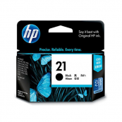 HP C9351AA 21 Black Genuine Original Printer Ink Cartridge