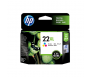 HP C9352CA 22XL Tri-Colour Genuine Original Printer Ink Cartridge
