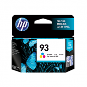 HP C9361WA 93 Tri-Colour Genuine Original Printer Ink Cartridge