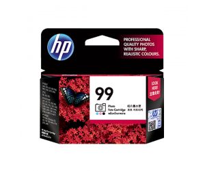 HP C9369WA 99 Tri-Colour Genuine Original Printer Photo Cartridge