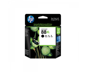 HP C9396A 88 Black (Large) Genuine Original Printer Ink Cartridge