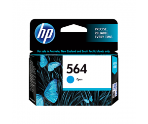 HP CB318WA 564 Cyan Genuine Original Printer Ink Cartridge