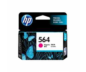 HP CB319WA 564 Magenta Genuine Original Printer Ink Cartridge